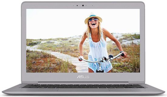 Asus-ZenBook pour retouche photo