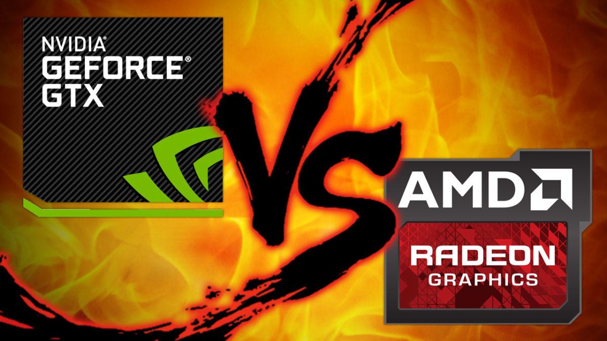 NVIDIA vs AMD - Quelles sont les meilleures cartes graphiques en 2018