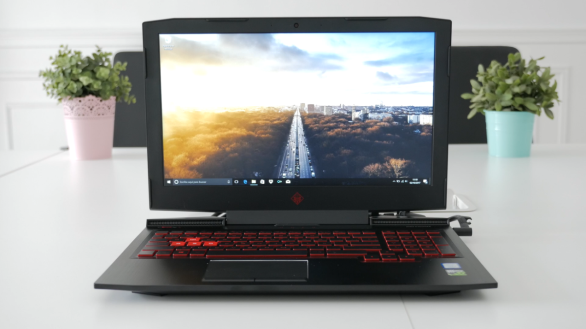 hp omen 15 pc portablep our programmer
