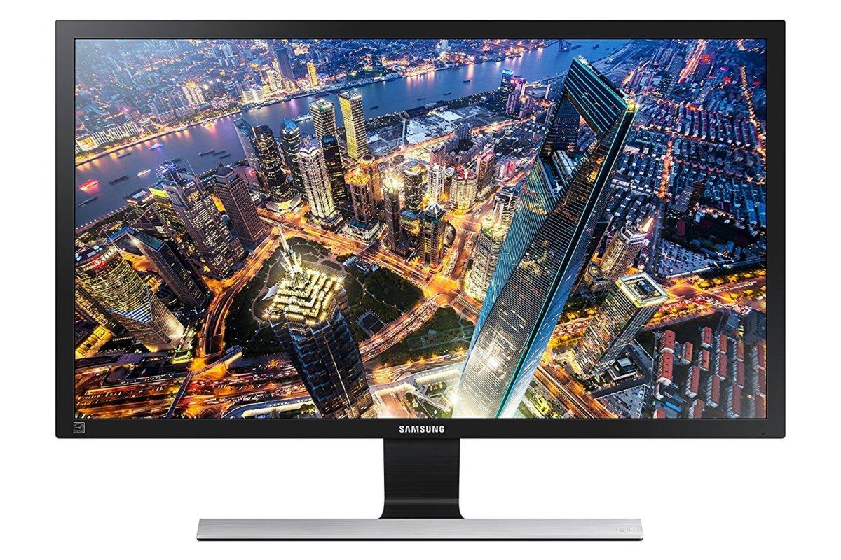 Samsung U28E590D – Écran PC 4K pas cher | Meilleur moniteur 4K