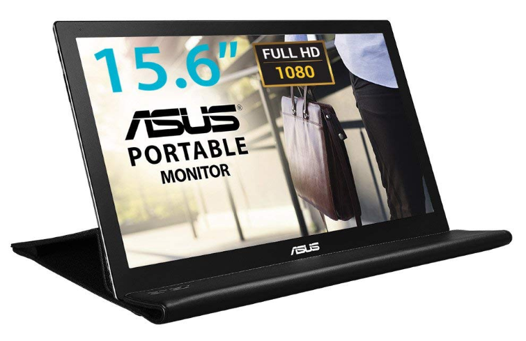ASUS MB169B+ Ecran Portable PC LED 1920 x 1080 14 ms USB DisplayPort