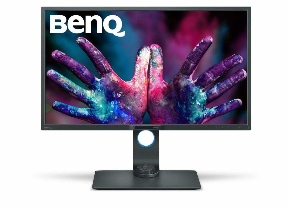 BenQ PD3200U Écran 32 Pouces pour les Designers, 4K UHD 3840x2160