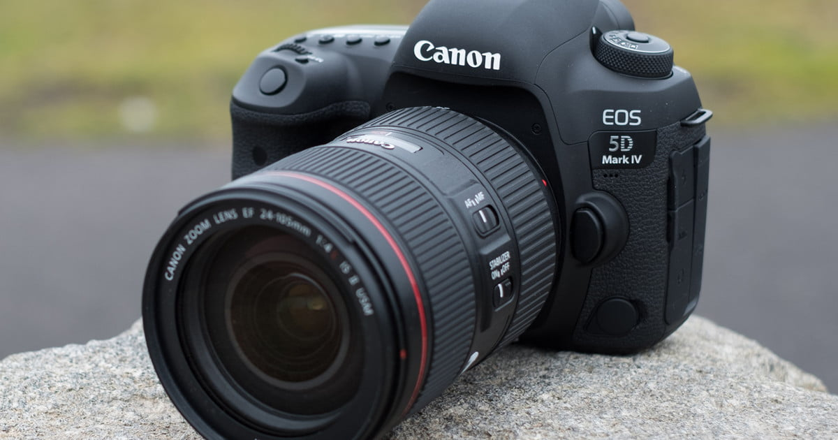 Canon EOS 5D Mark IV réflex vidéo 4k