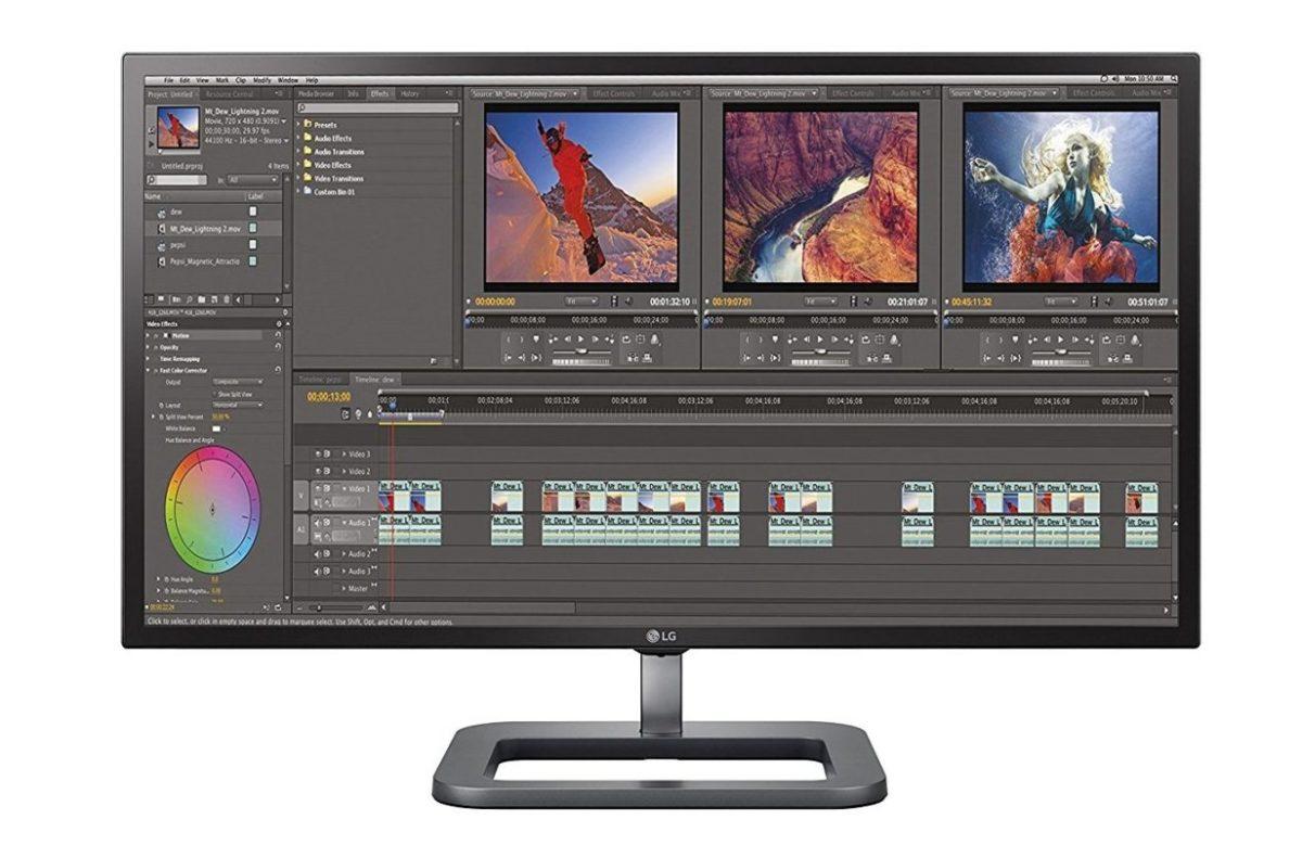 LG 31MU97Z-B Écran PC LED IPS - 31 pouces - 4096 x 2160 4K