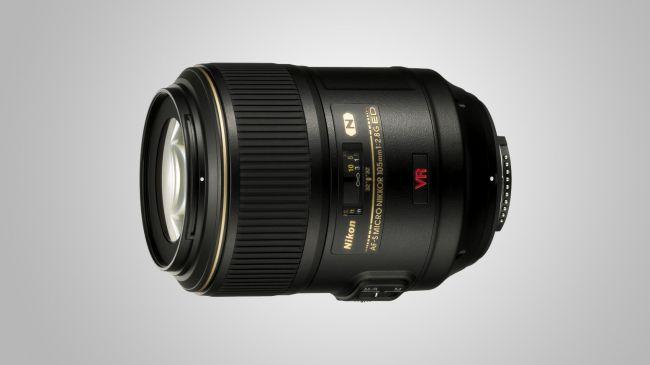 Nikon AF-S 105mm VR IF-ED Micro pour nikon