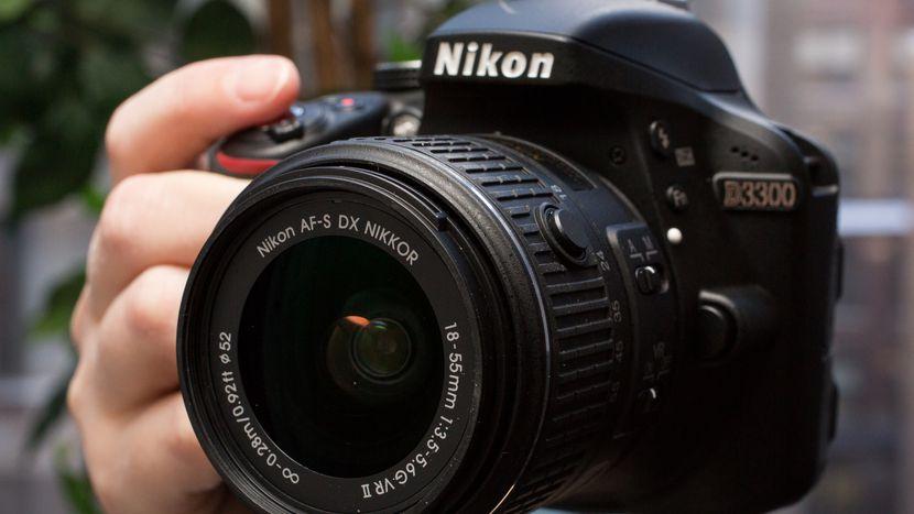 Nikon D3300 appareil photo numérique pour vidéo