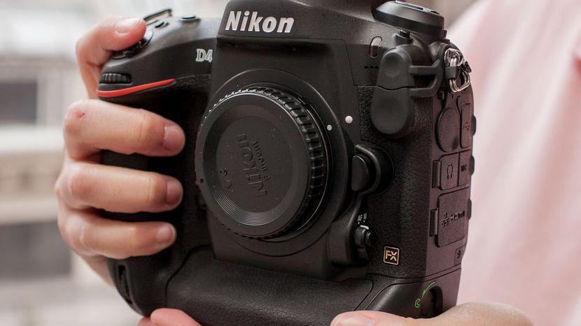 Nikon D5 beauté visuelle