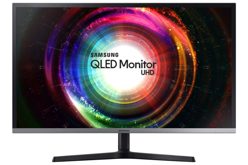 "Samsung U32H850 – Écran 32"" 4K Ultra HD | Meilleur moniteur 4K"