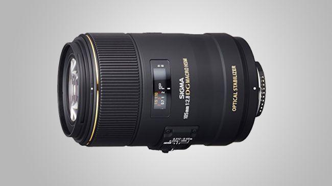 Sigma 105mm EX DG OS HSM Objectif Macro pas cher Nikon