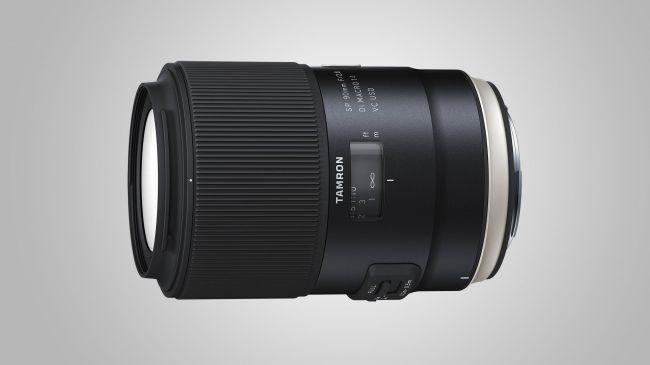 Tamron SP 90mm Macro objectif pour Nikon