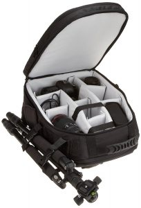 AmazonBasics Sac à dos pour appareil photo