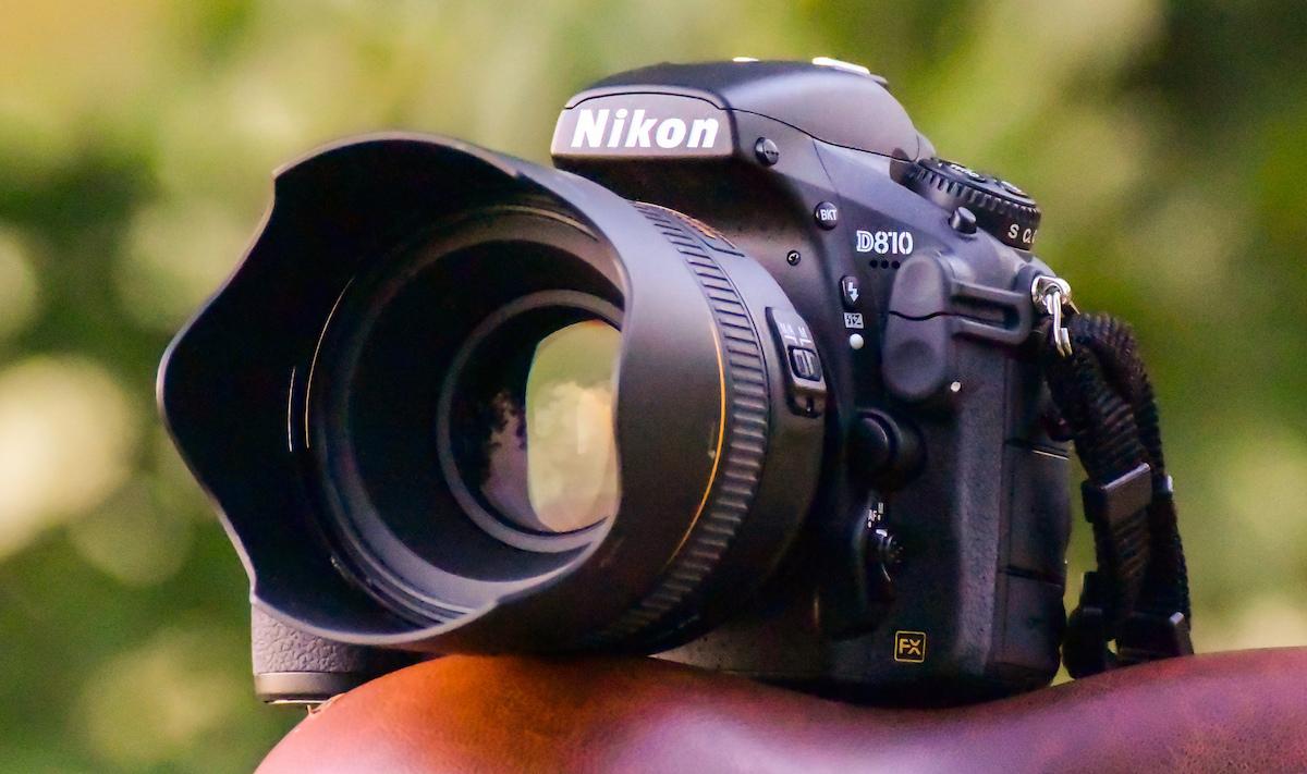 Objectifs Nikon-D810