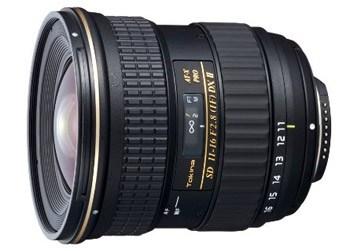 Tokina 11-16mm f/2.8 Pro DX II