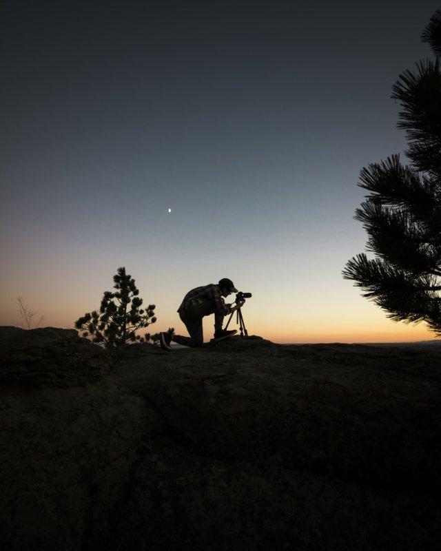 appareil photo pour photographie nocturne basse lumière