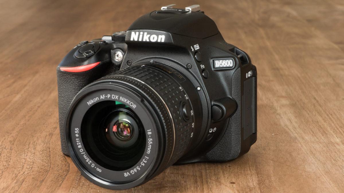 objectif pour nikon d5600