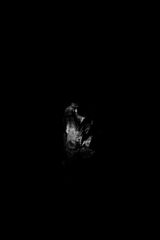 photographie nocturne en basse lumière
