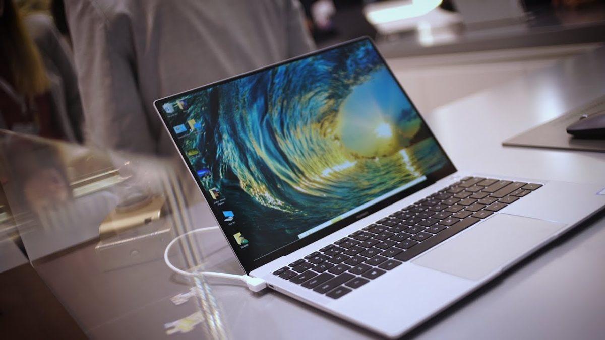 Huawei MateBook X Pro Meilleur PC Portable pour musique
