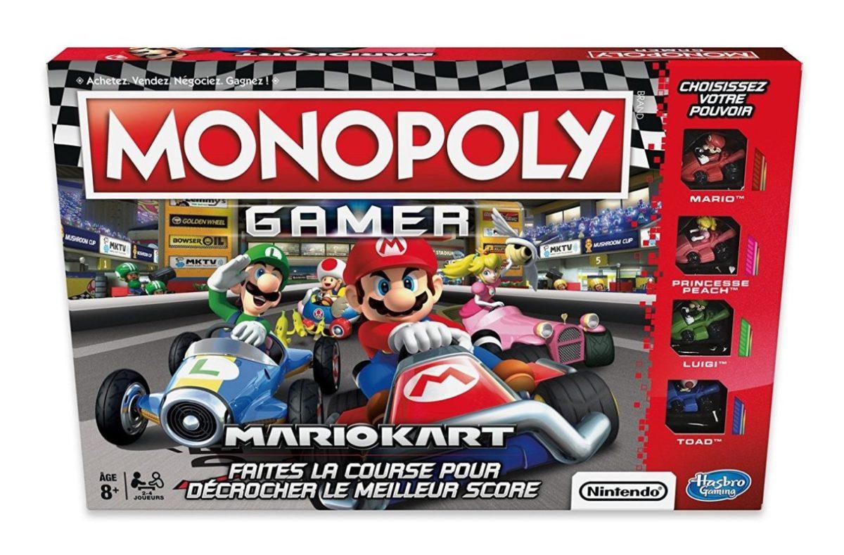 Monopoly Gamer - Jeu de Société