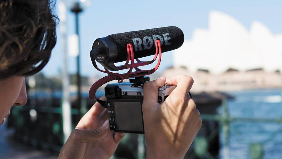 Rode VideoMic GO meilleur micro pour appareil photo meilleur micro pour appareil photo 2019