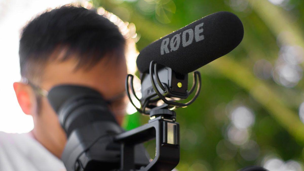 Rode VideoMic Pro Rycote Micro à condensateur pour caméra meilleur micro pour appareil photo 2019