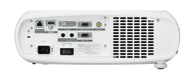 connection videoprojecteur
