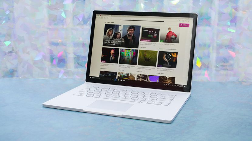 Microsoft Surface Book 2 quel PC Portable pour After Effects