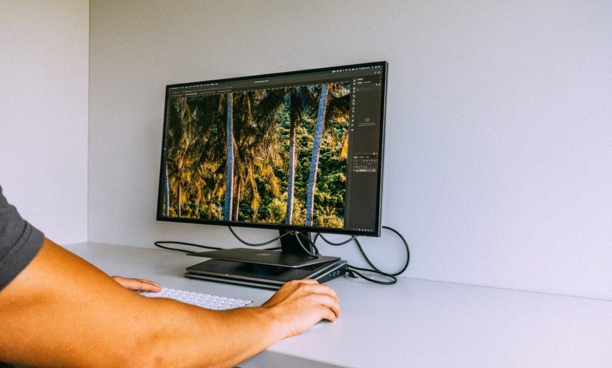 5. BenQ PD2710QC 27-inch designer USB-C Meilleurs Écrans pour MacBook Pro