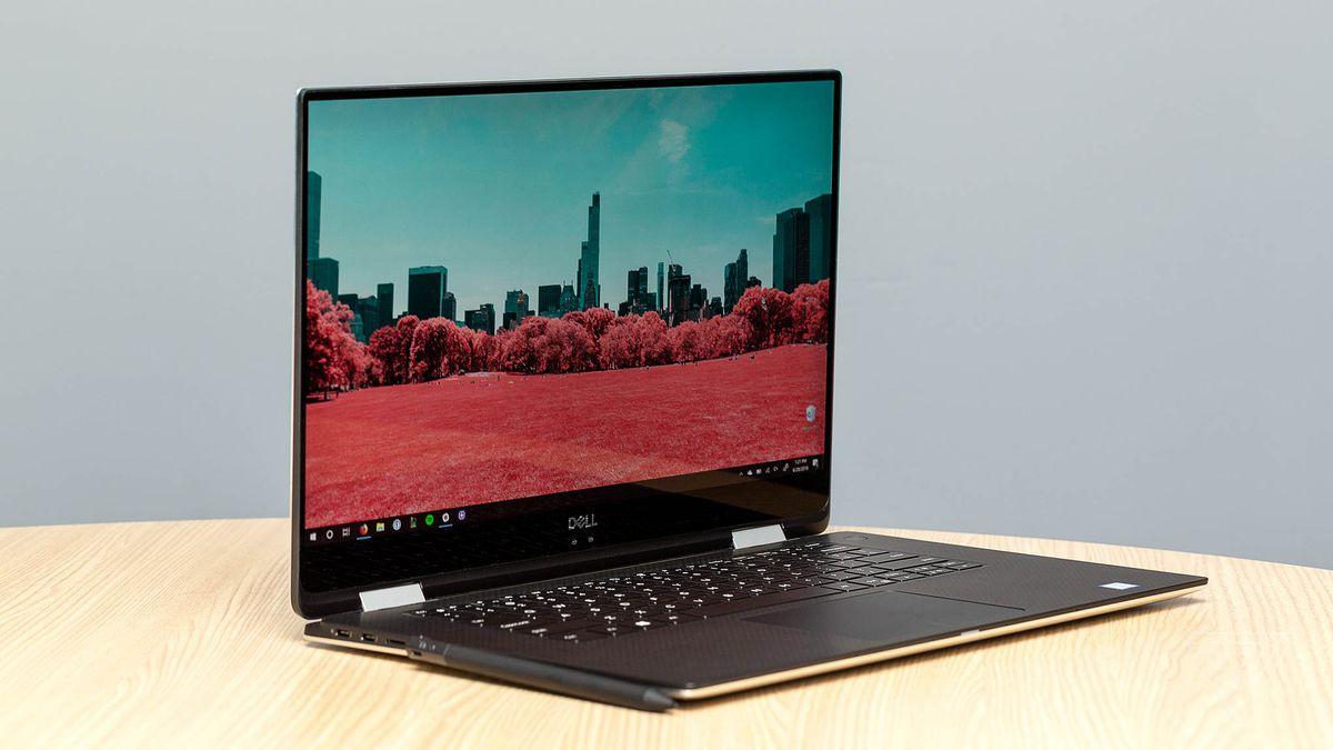 Dell XPS 15 2-en-1 Meilleurs PC Portables 4K