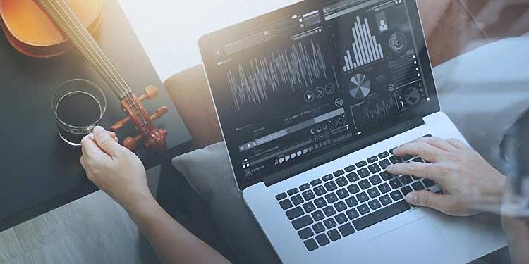 Pourquoi choisir un ordinateur portable pour la musique ?