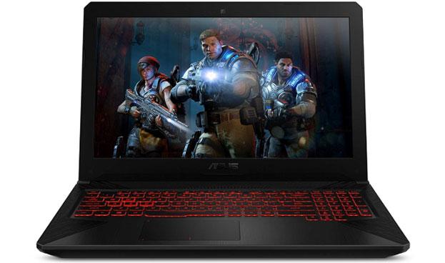 ASUS TUF FX504 - PC Portable gamer minces et légers