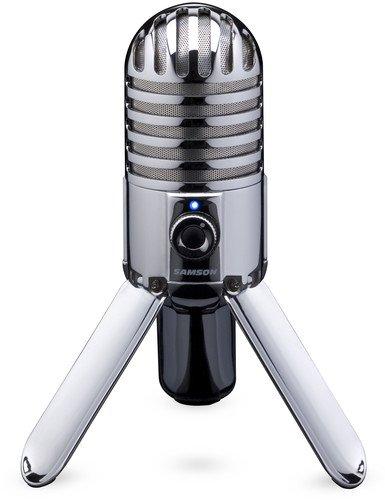 Samson Meteor micro pour stream