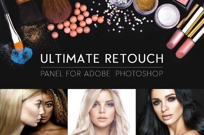 Ultimate Retouch Panel Meilleurs Plugins Photoshop