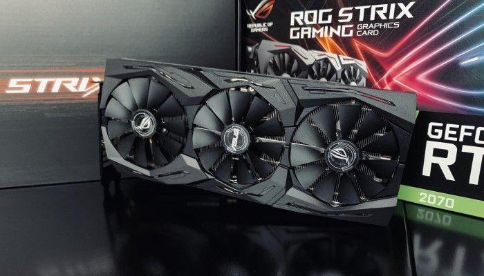 ASUS RTX 2070 ROG STRIX