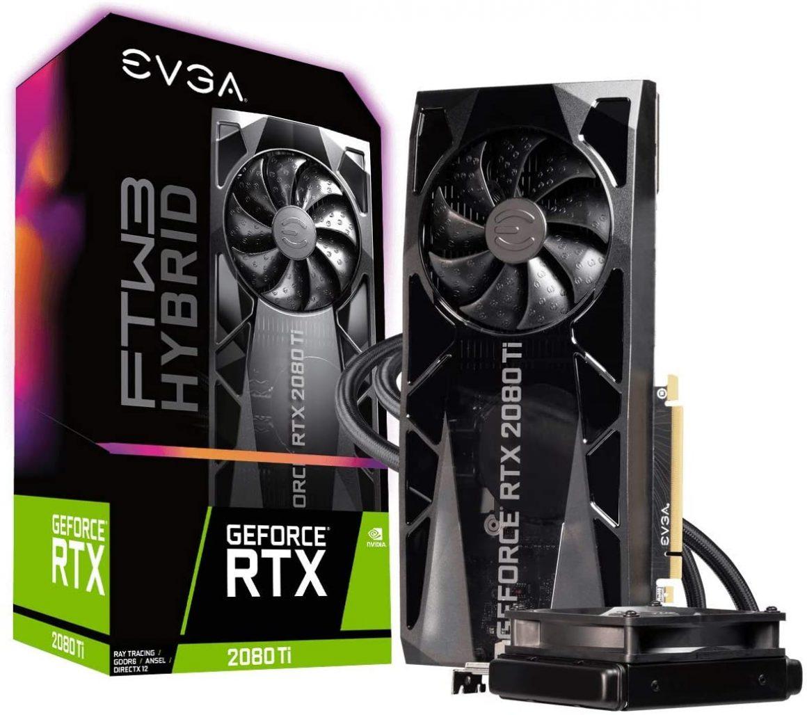 EVGA Xc Hybrid RTX 2080 Ti