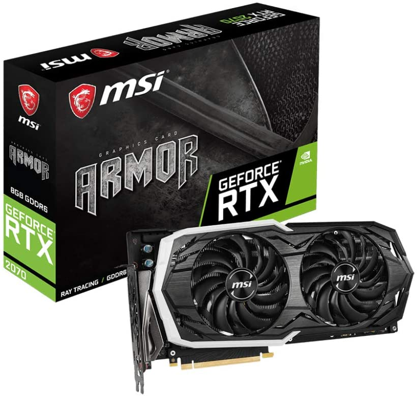 MSI GeForce RTX 2070 Armor