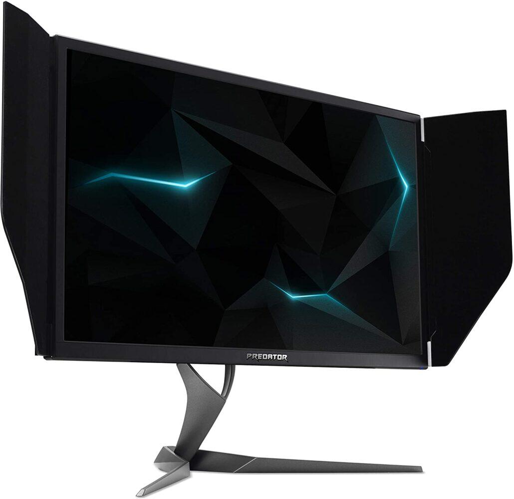 Acer Predator X27 – Écran 27 Pouces 4K pour gaming | Meilleur moniteur 4K