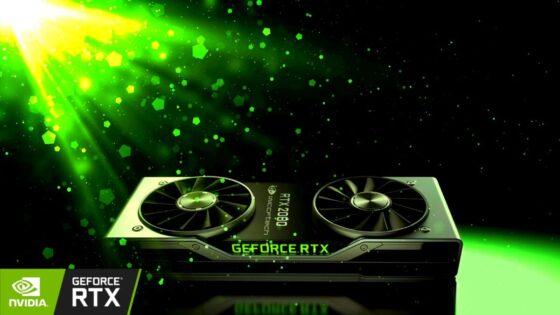 Liste cartes graphiques Nvidia par ordre de performance