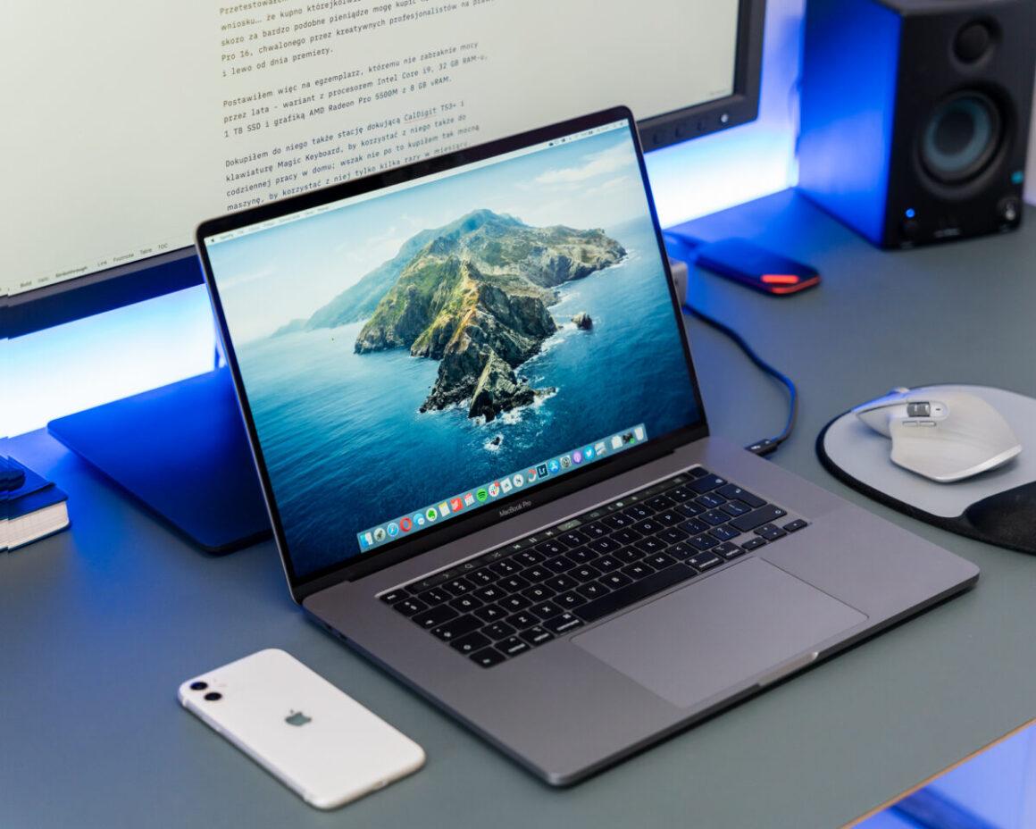 MacBook Pro (16-pouces, 2019)