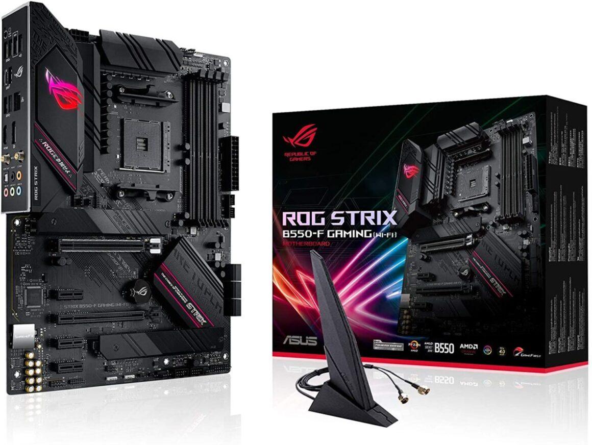 ASUS ROG Strix B550 E