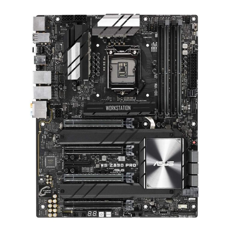ASUS WS Z390 Pro carte mere