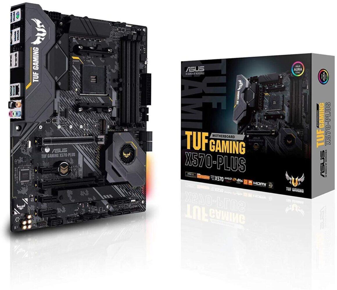 ASUS X570 TUF Gaming Plus