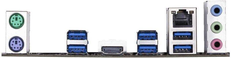 Gigabyte Z390 UD ports