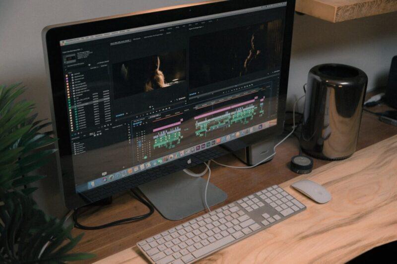 Mac pour montage vidéo