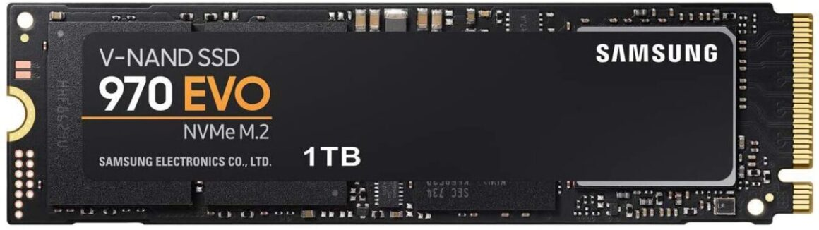 Samsung 970 EVO Plus SSD 1TB