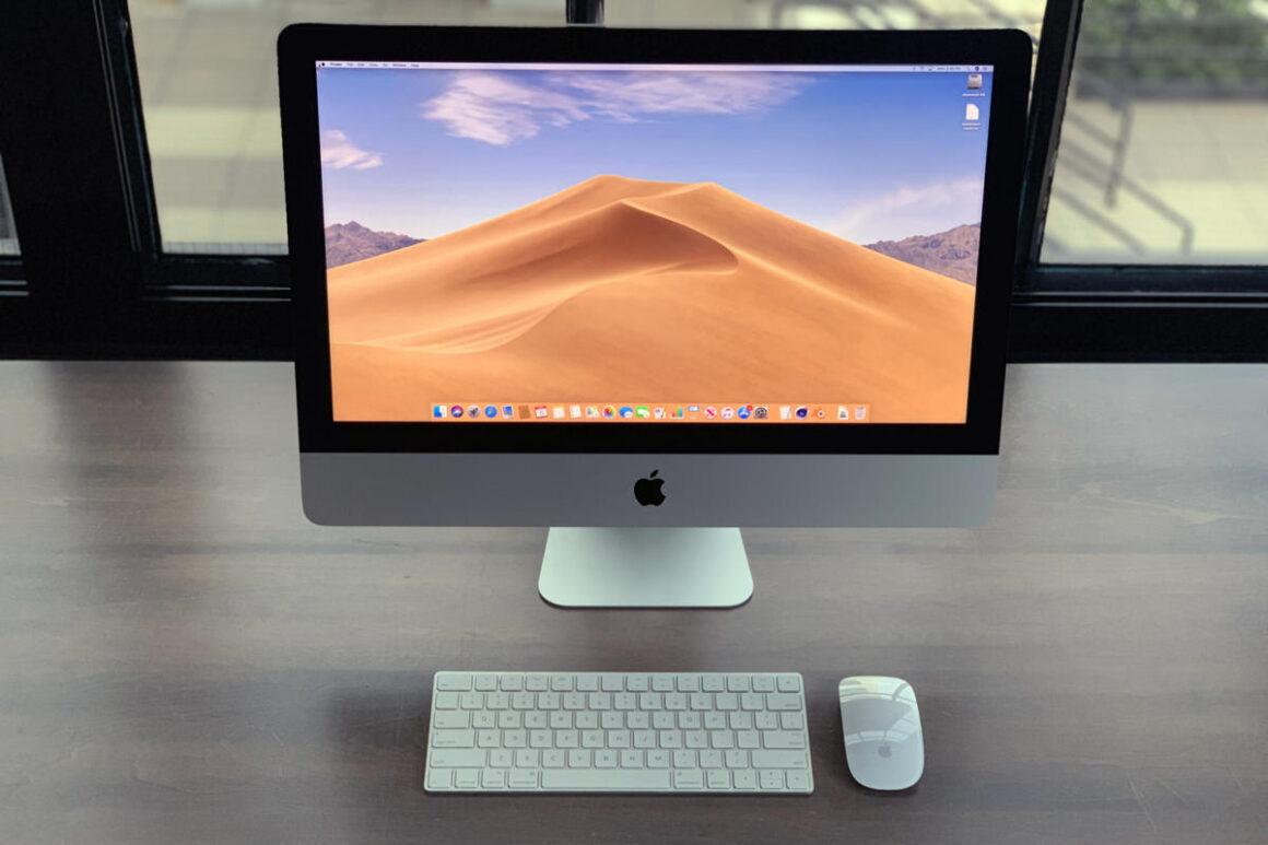 iMac 215 pouces