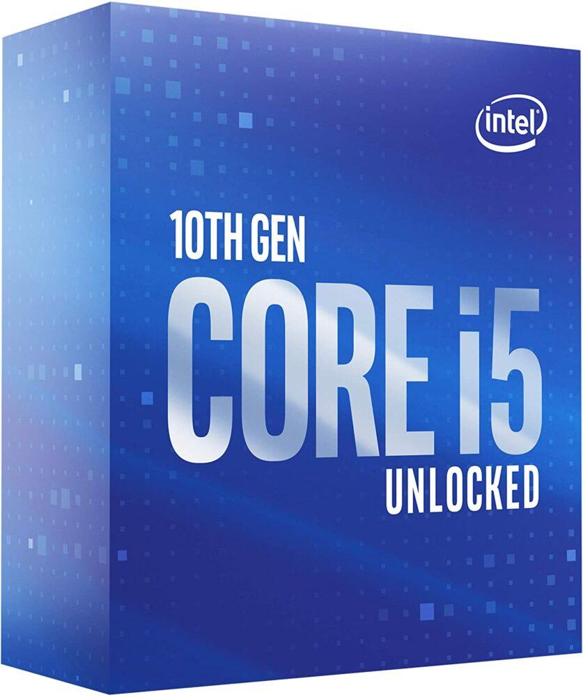Intel Core i5 10600K 1