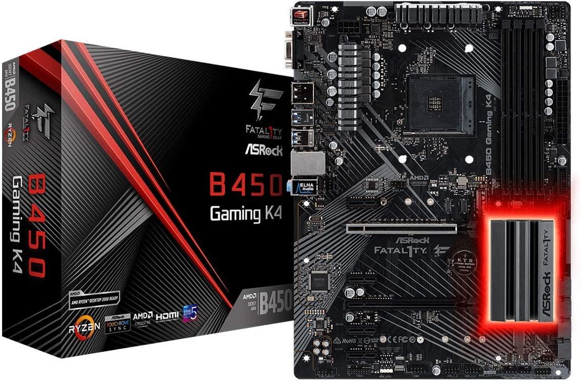 ASRock B450 Gaming K4 ATX