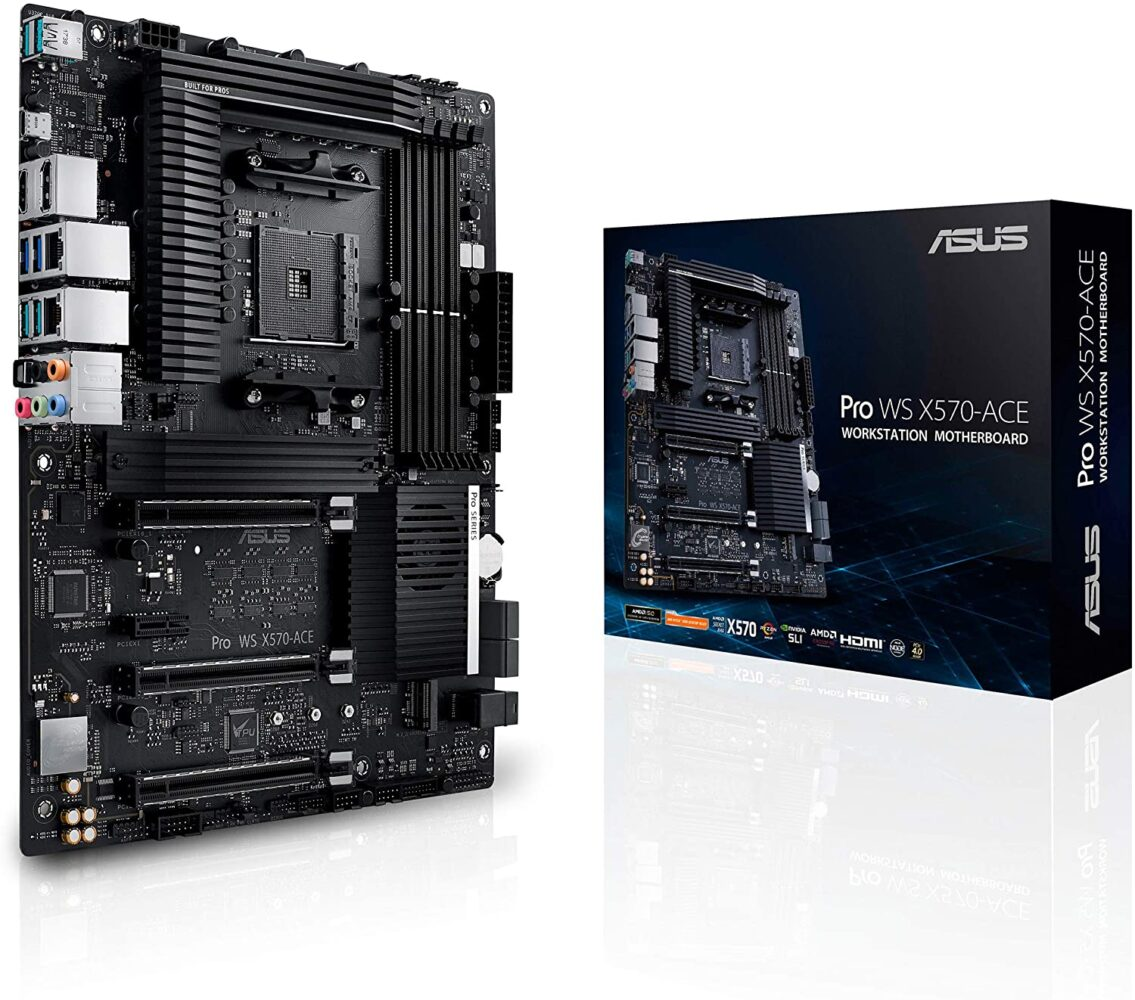 ASUS Pro WS X570 Ace ATX
