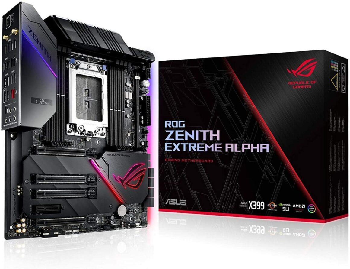ASUS ROG II Zenith Extreme Alpha