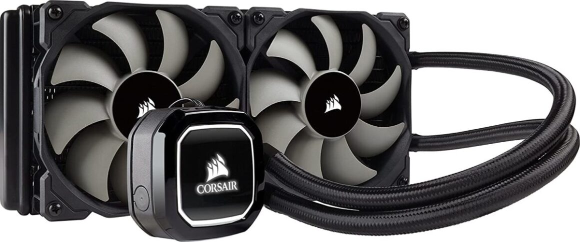 Corsair Hydro H100x Watercooling